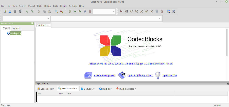 Установка IDE Code::Blocks в Linux Mint 19  ПАМЯТКА  — Мои записки о